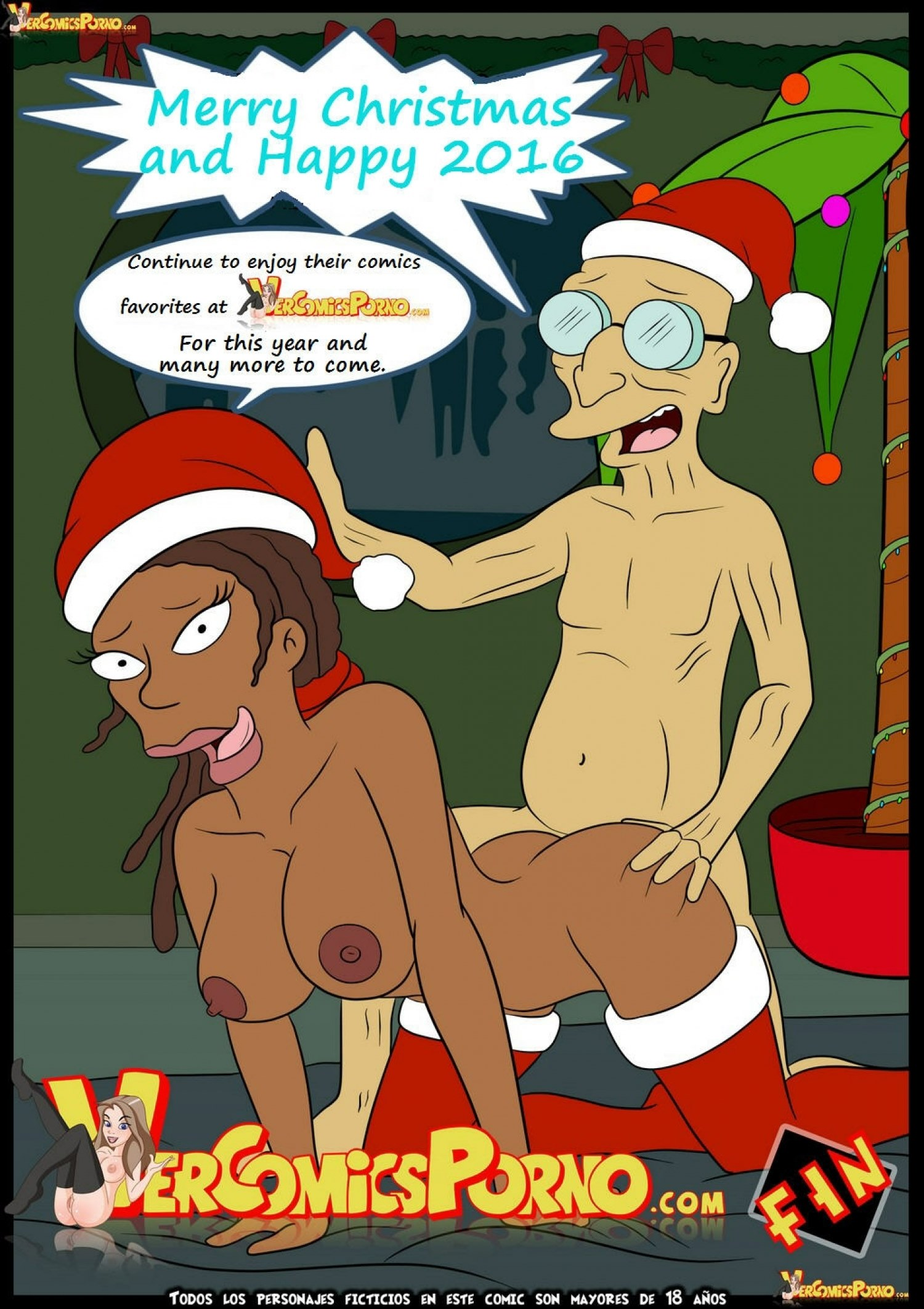 Futurama – Christmas Delivery