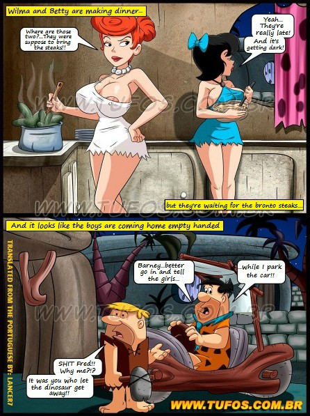 (Tufos) Os FlinTsToons – Wife Swapping