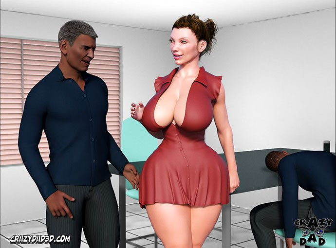 (CrazyDad3D ) Father in Law at Home 3