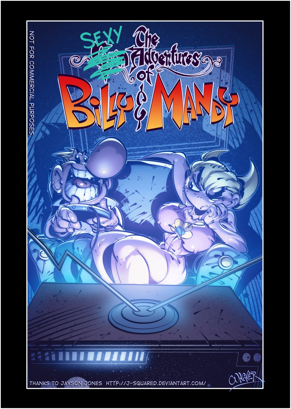 The Sexy Adventures of Billy Mandy