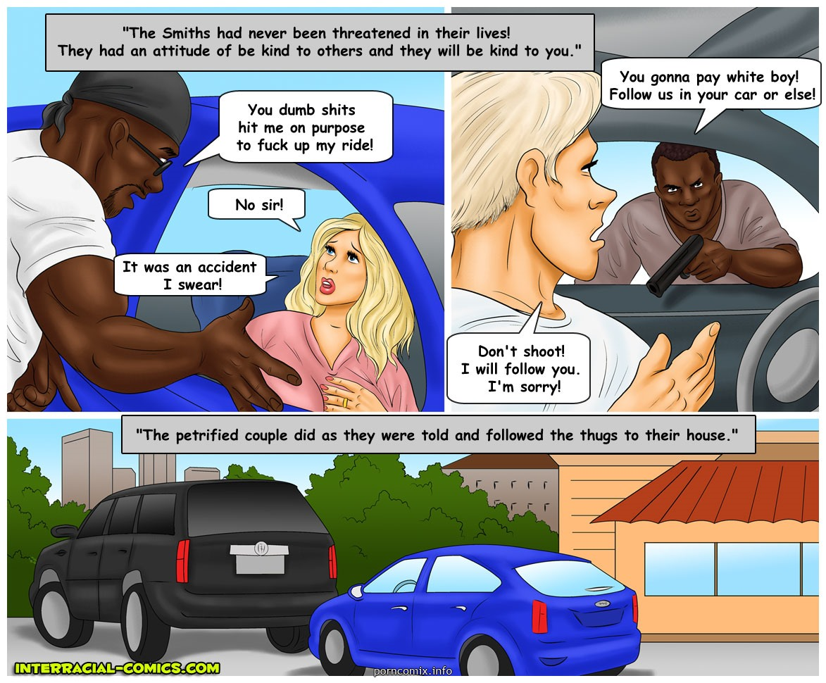 Interracial – Paying the damage