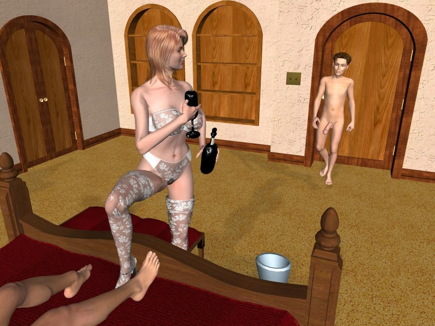 A22 – Hairy Pussy Of My Mother