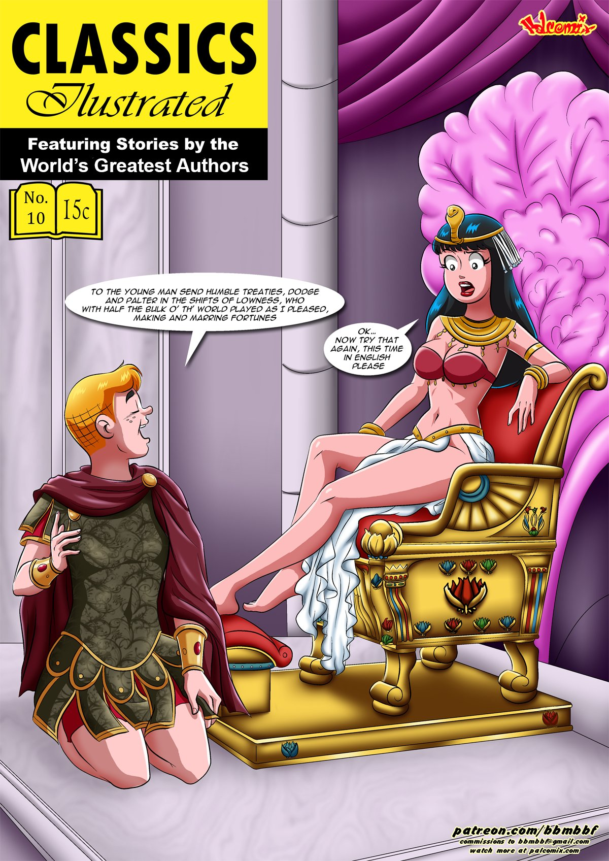 (Palcomix) Tales from Riverdale's Girls 2