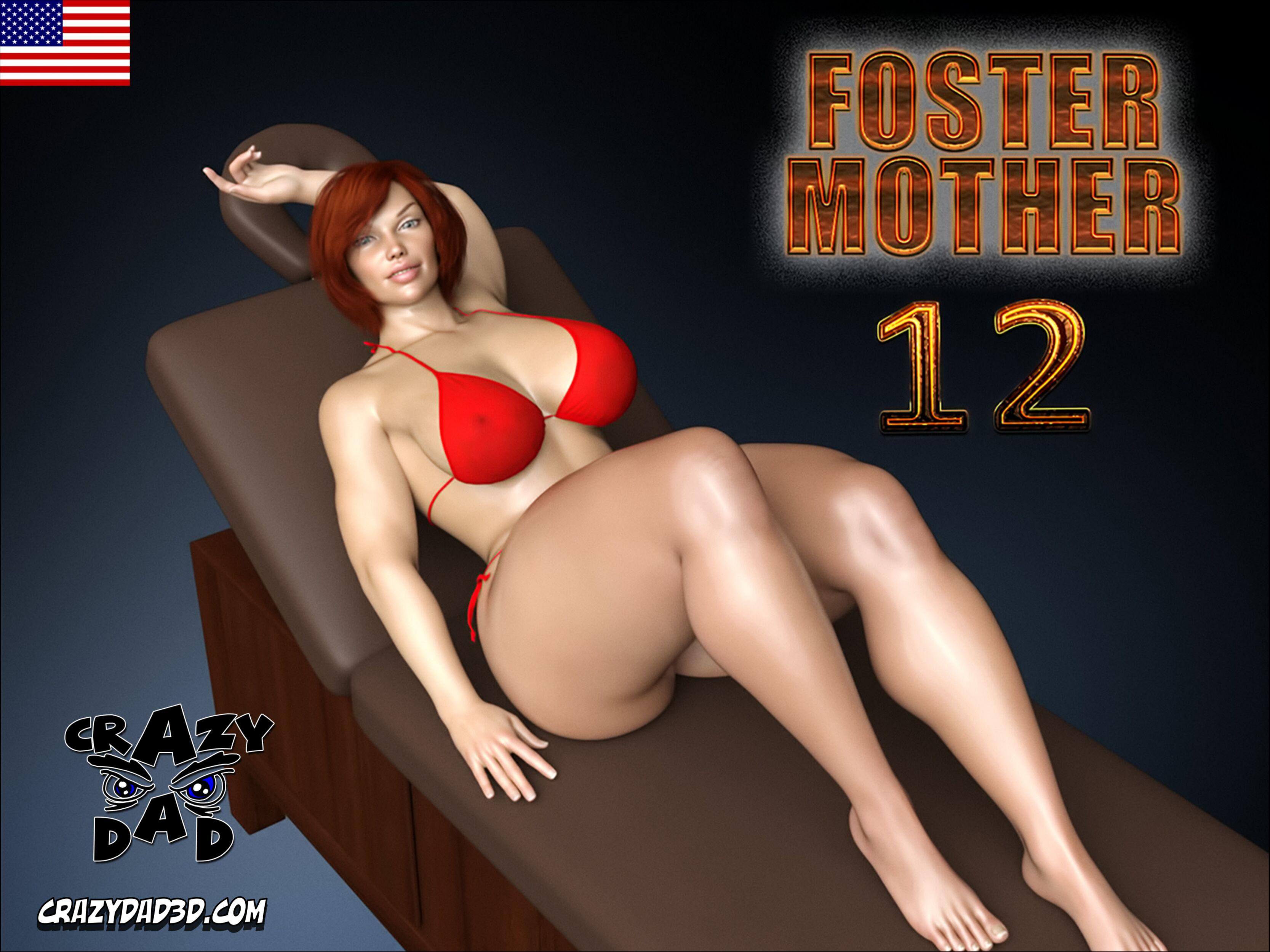 Crazy Dad – Foster Mother 12