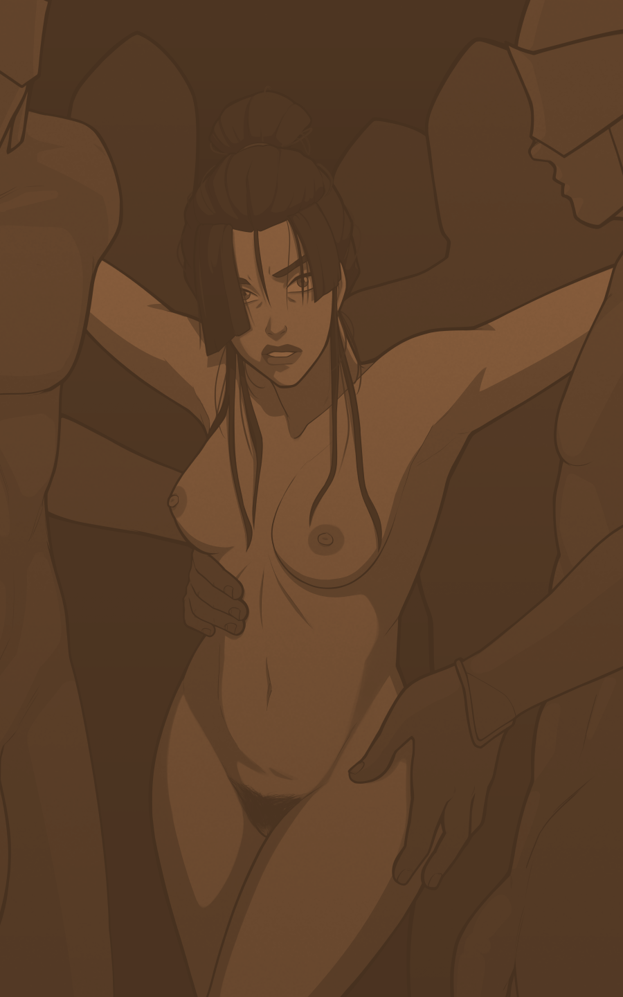 (Mr.Potatoparty) Azula in the Boiling Rock
