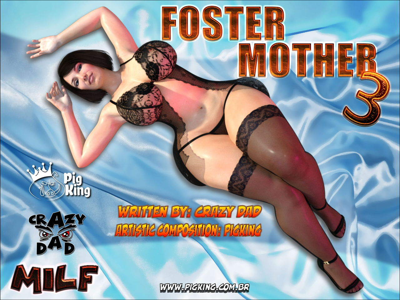 Pig King- Foster Mother Ch #3