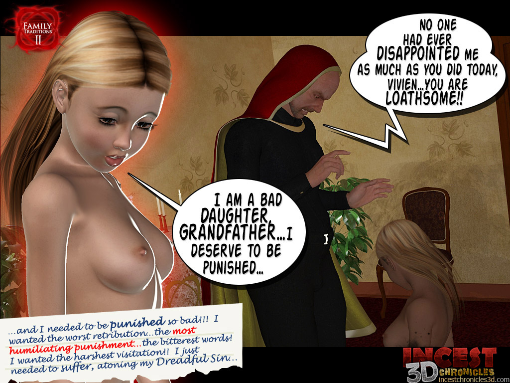 Family Traditions 2-IncestChronicles3D