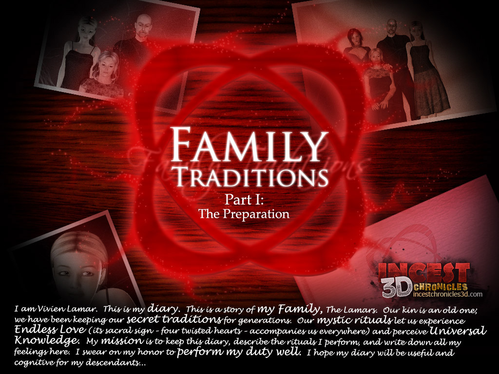 Family Traditions 1-IncestChronicles3D