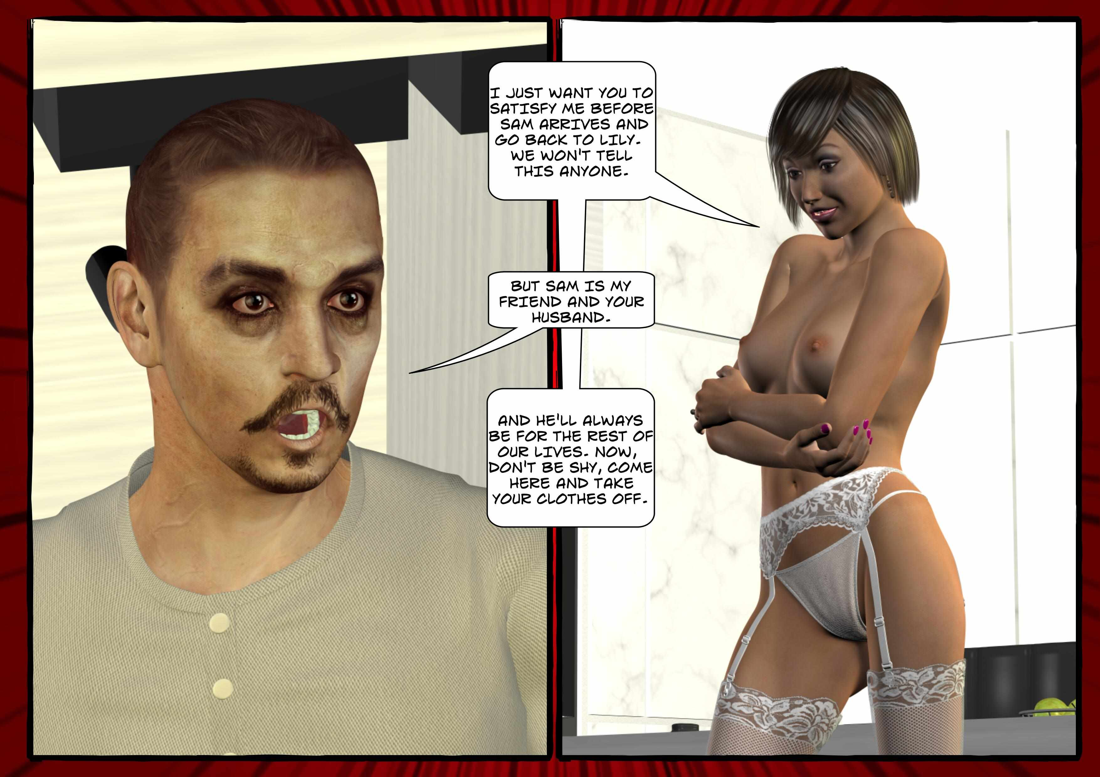Mazut – His Cheating Wife Lily 2