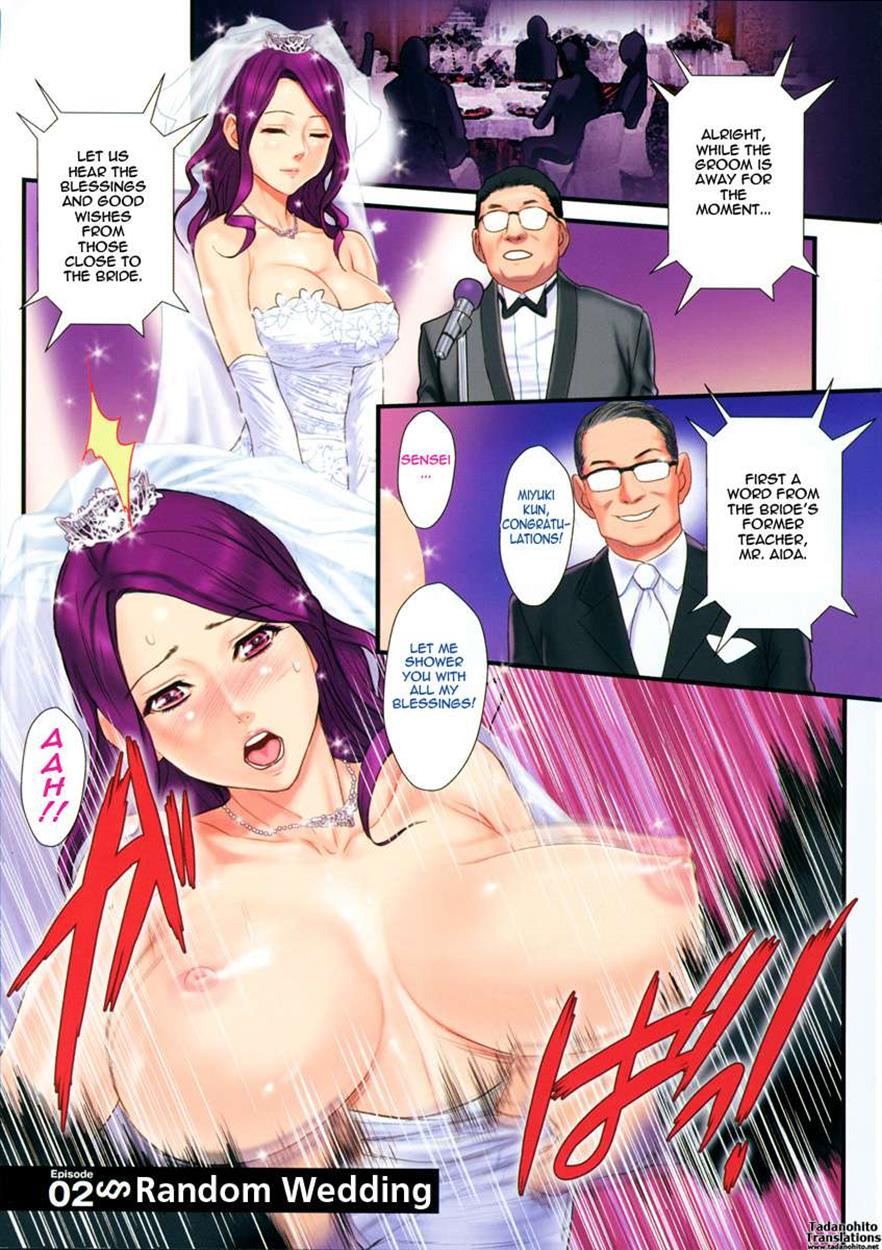Gangbang At The Wedding – Milky Bitch Chapter 2