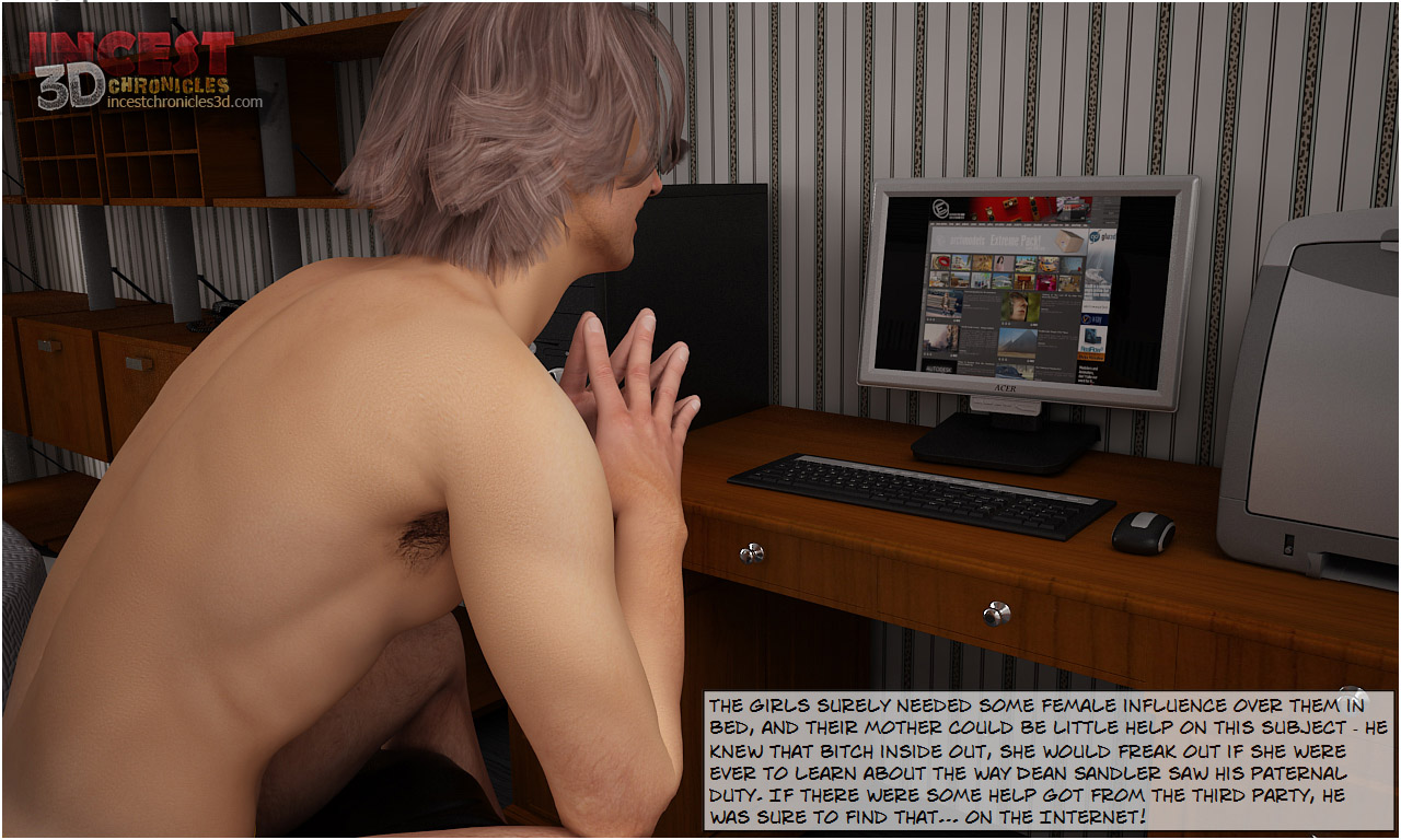 IncestChronicles3D – Daddy's Birthday