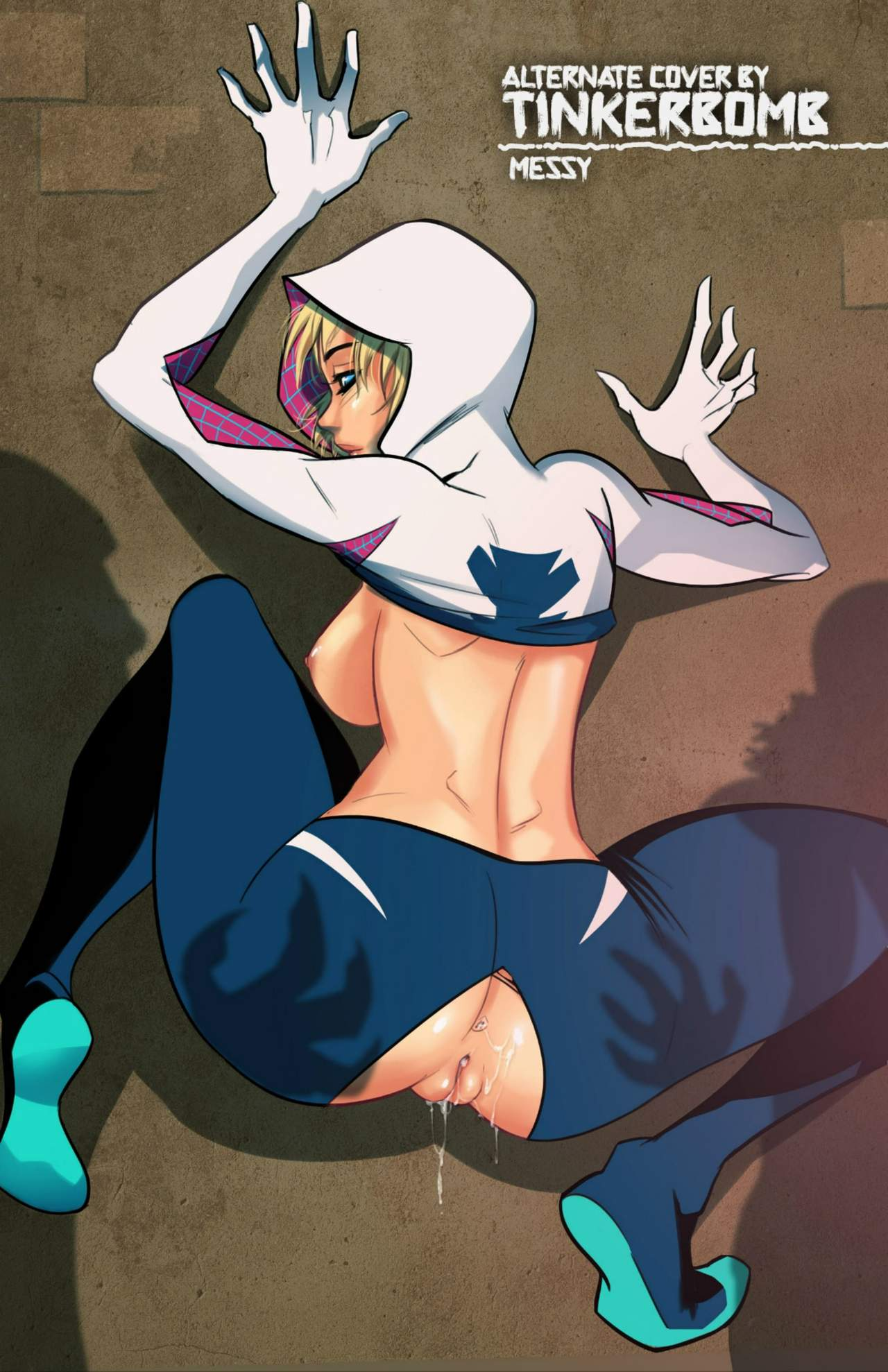 [Tracy Scops] Spider-Gwen 2