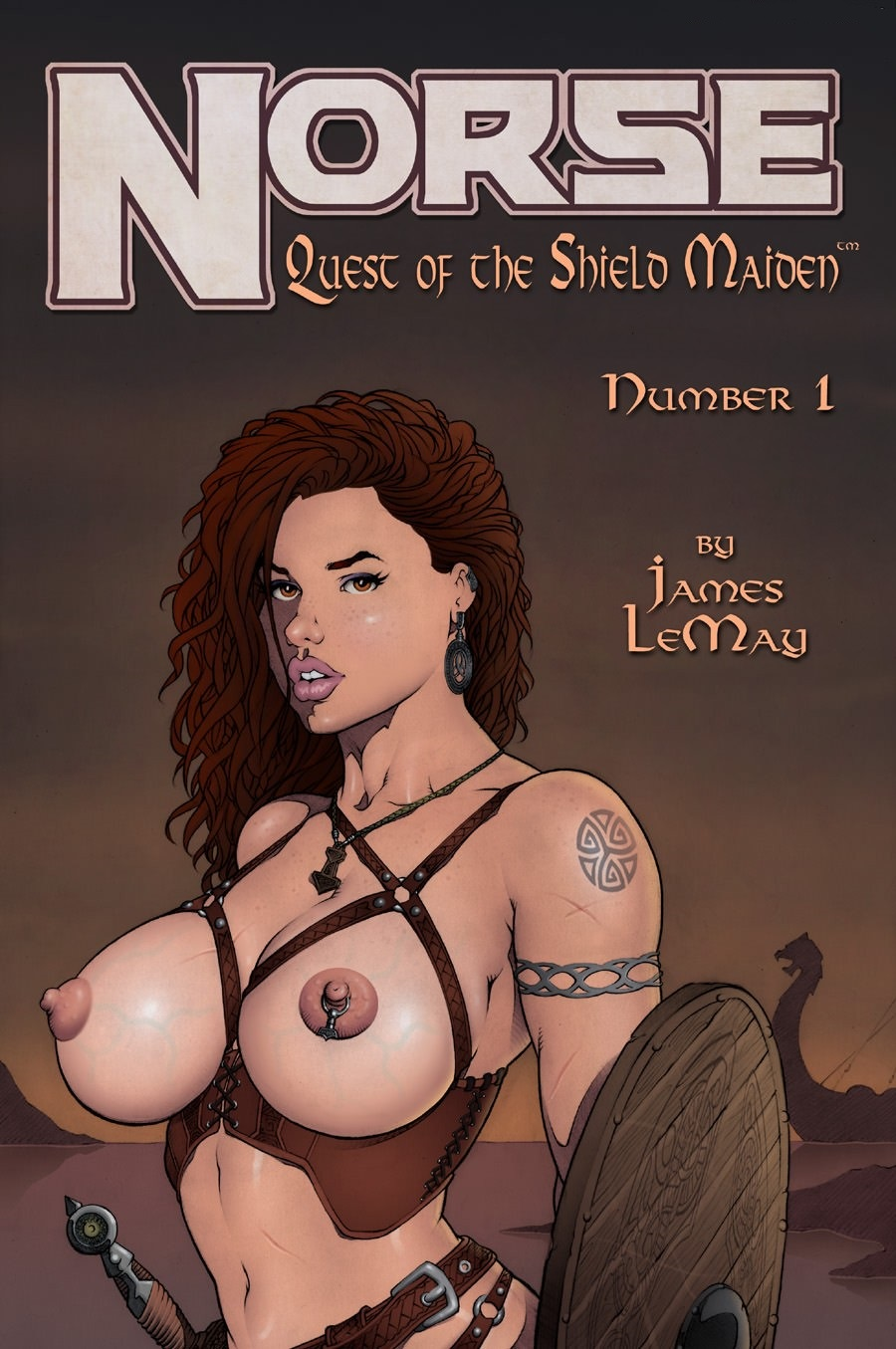 NORSE – Quest of the Shieldmaiden