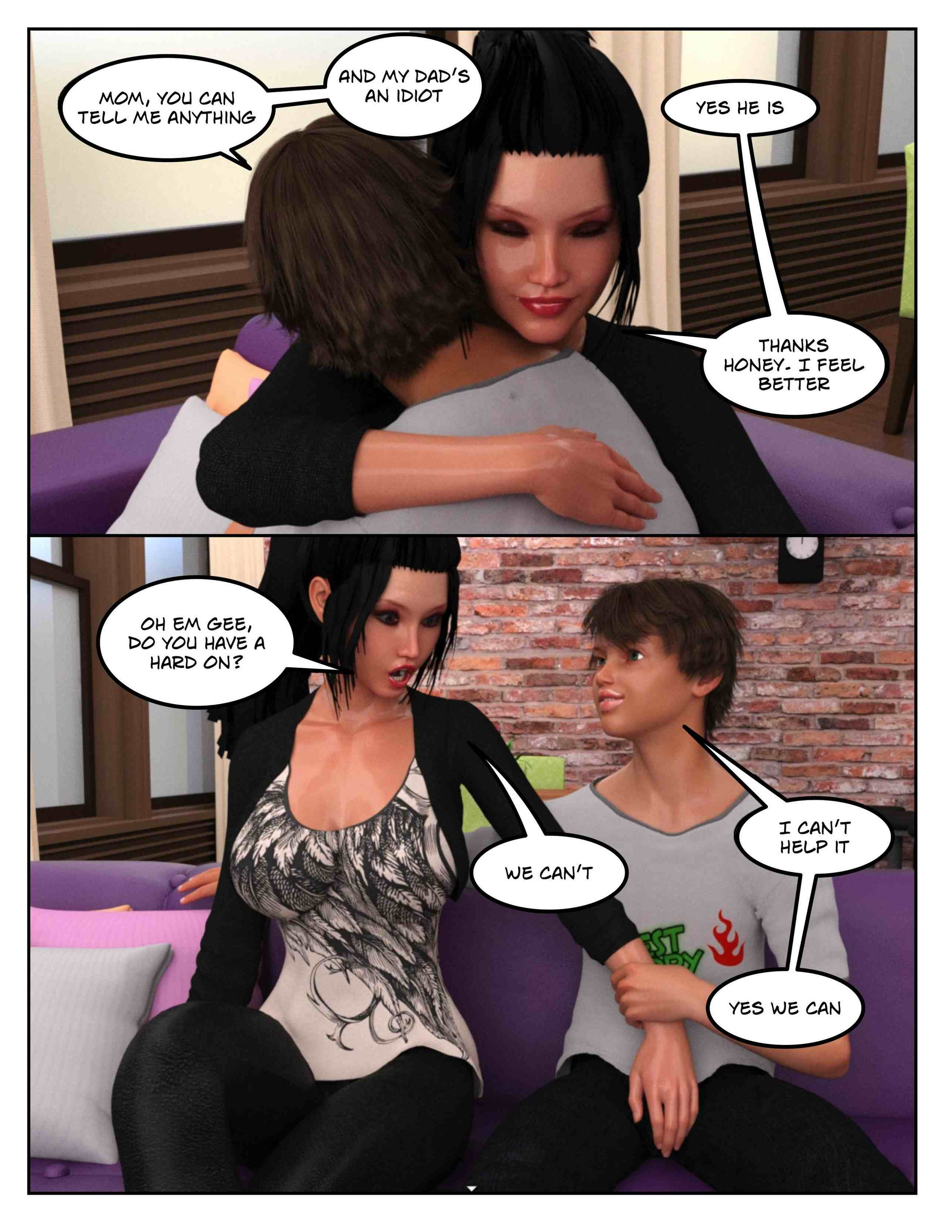 Mom Chapter 2 By Icstor