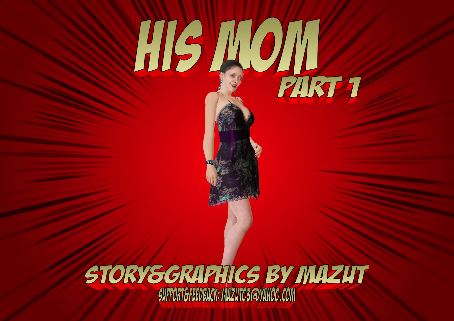 [Mazut]- His Mom Part 1