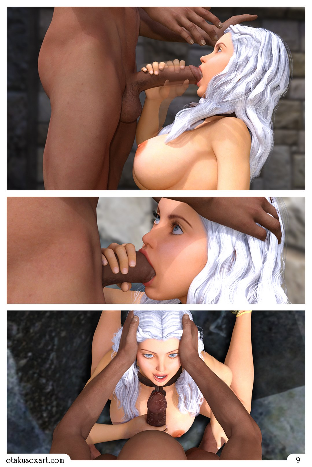 Looking for Trouble 2 – 3D Sex Comic