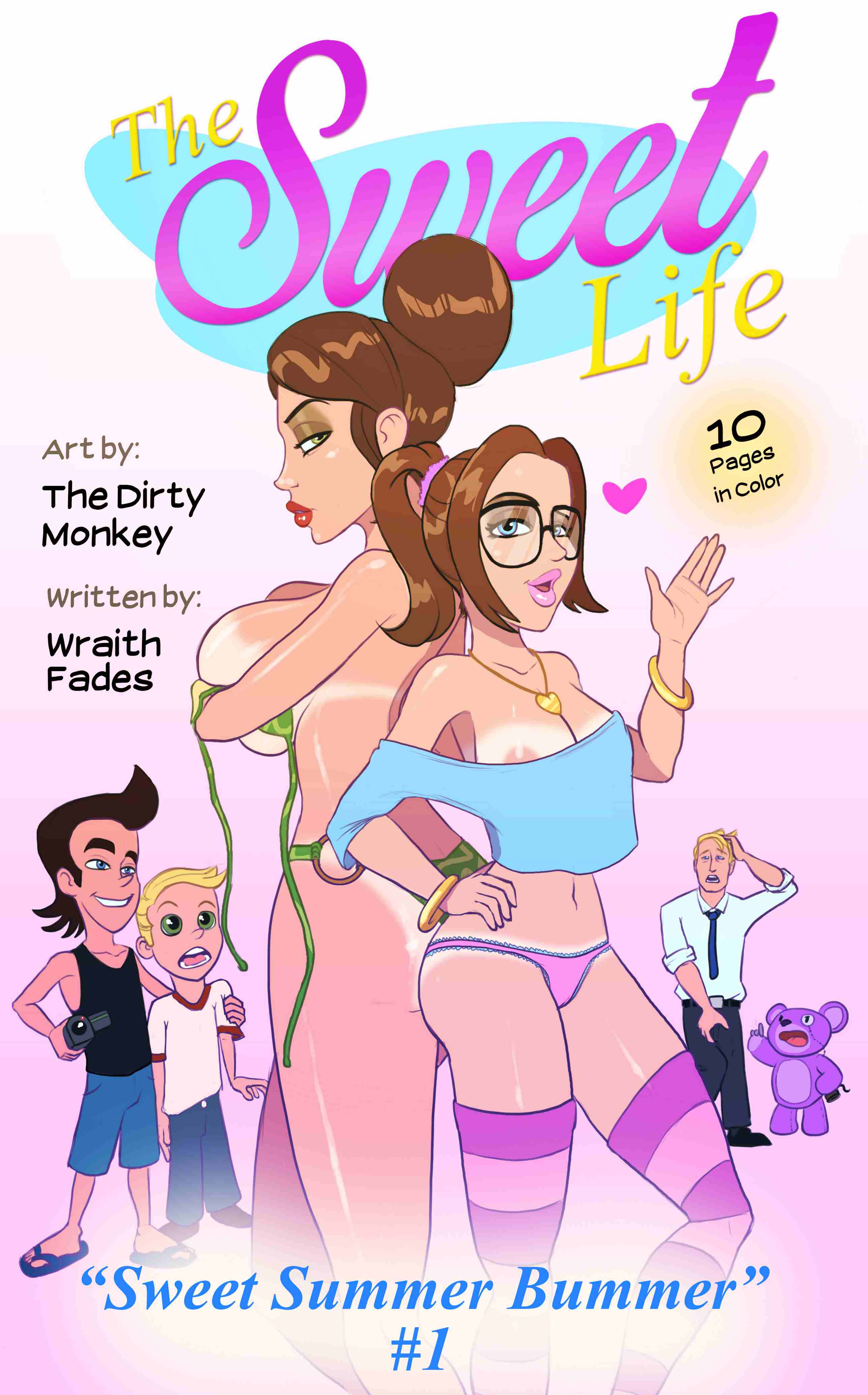 The Dirty Monkey-Sweet Family Life