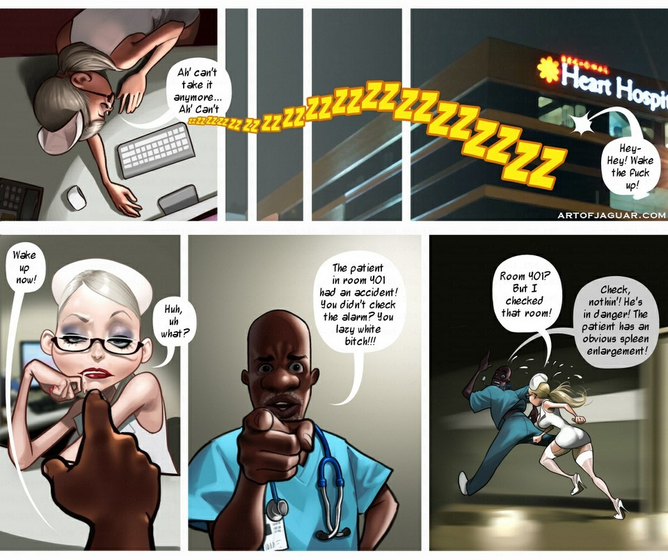 Night Nurse-Art of Jaguar Update