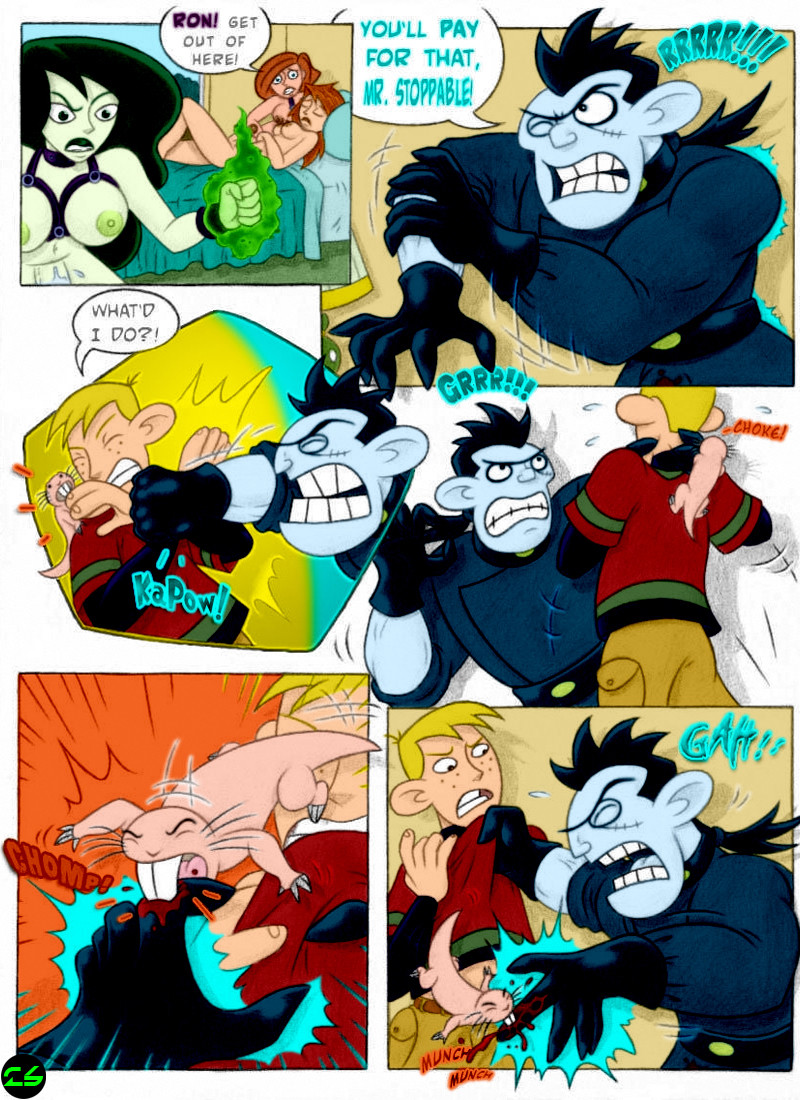Dtiberius – Kim Possible and Mother