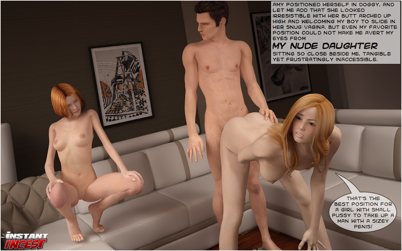 Special care for our horny daddy