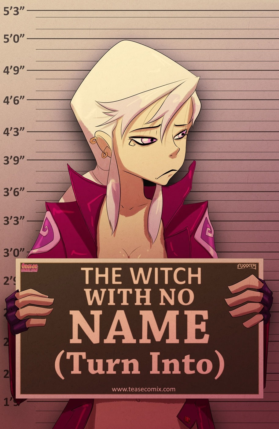 [Fixxxer] The Witch With no Name
