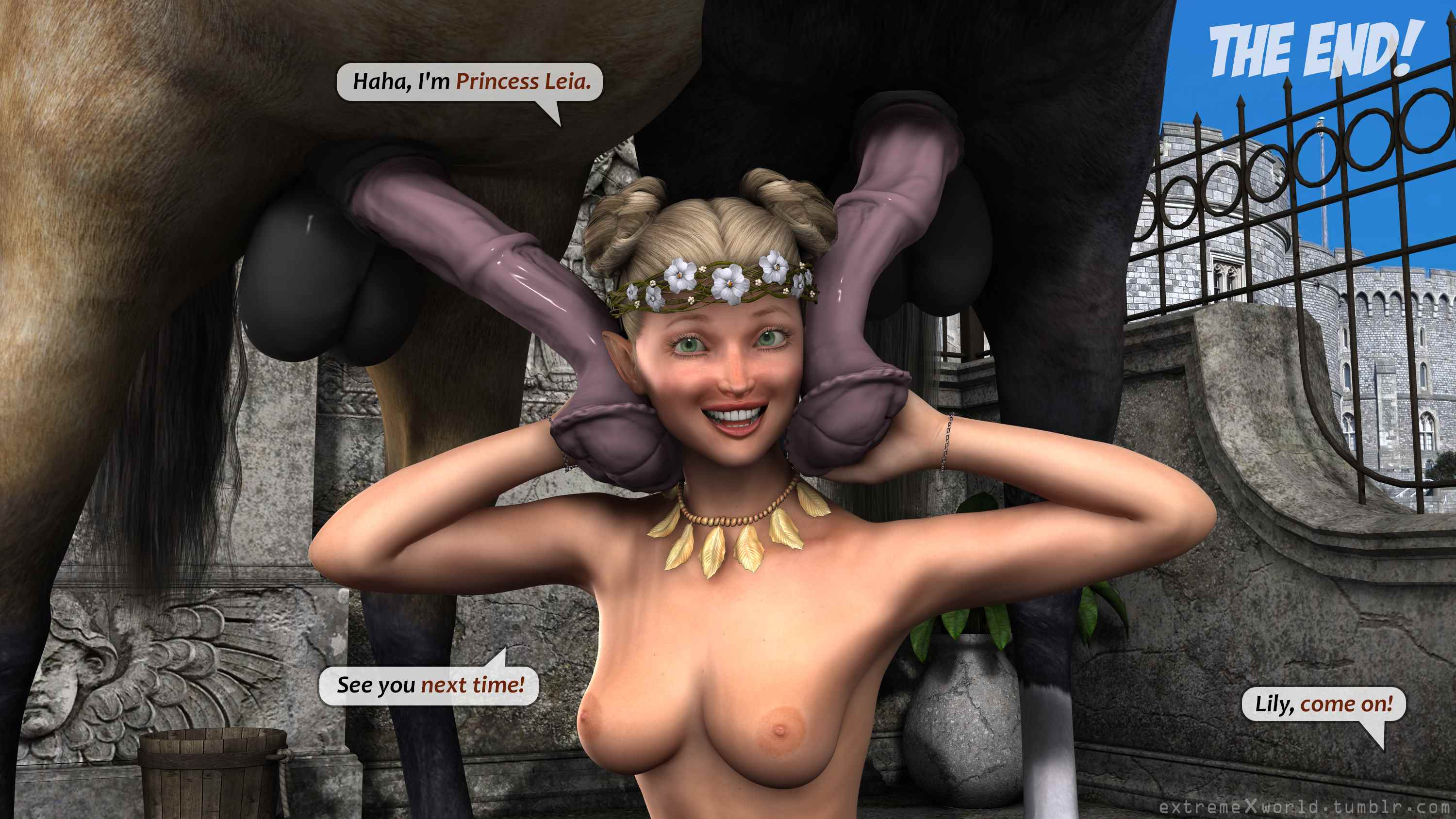 ExtremeXWorld – Fate of Lily