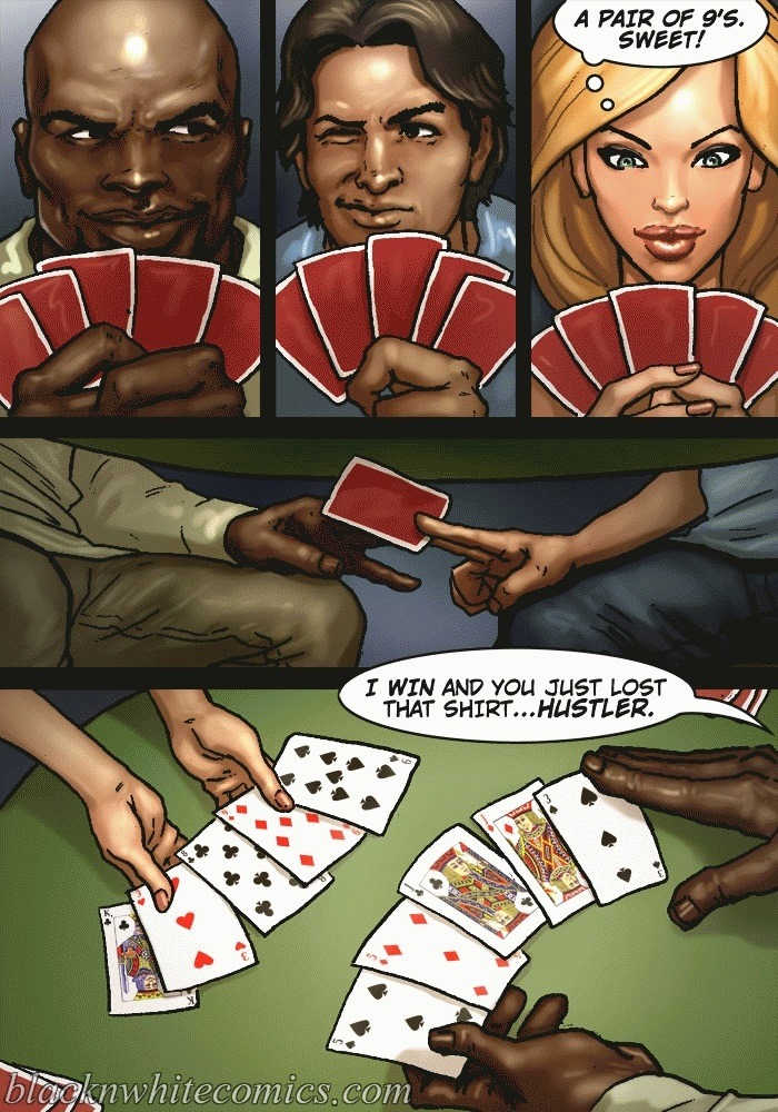 The Poker Game-Complete
