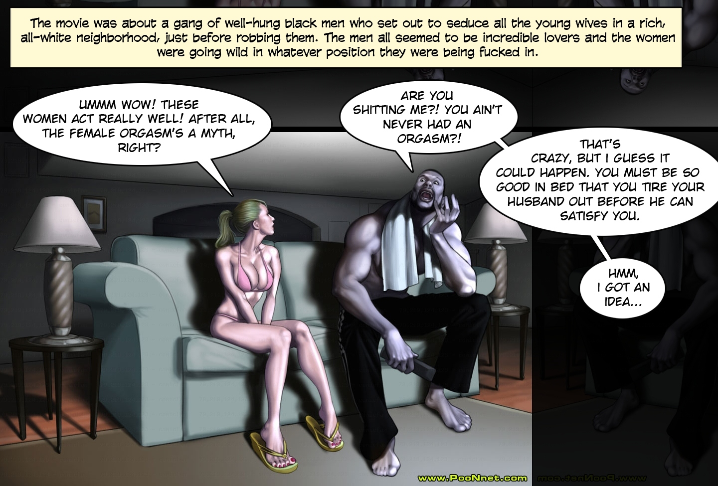 PoonNet – Lessons from the Neighbor 2