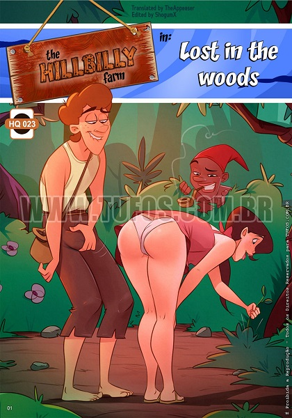 The Hillbilly Farm 23 – Lost in the Woods