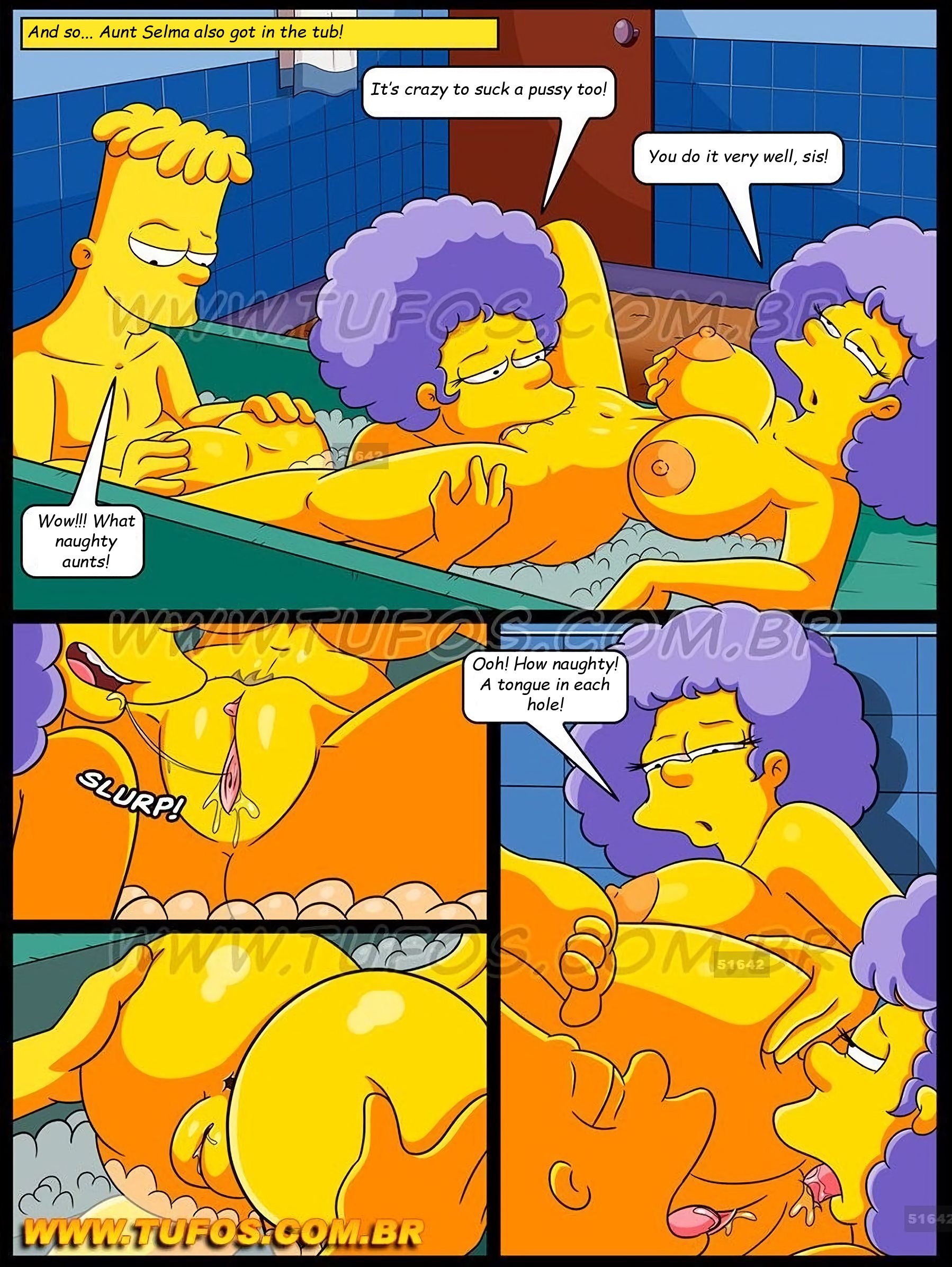 [Tufos] The Simpsons 8