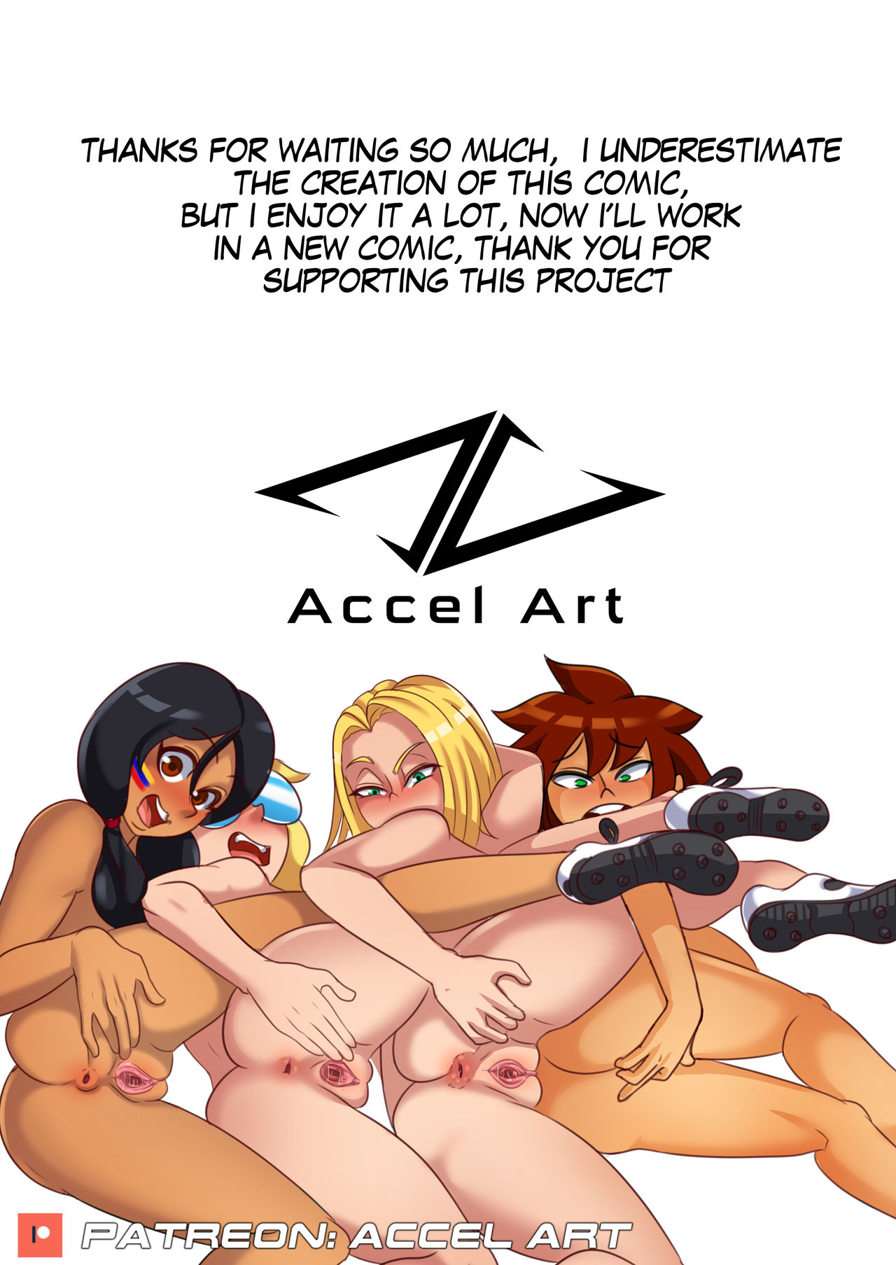 World Cup Girls- Accel Art