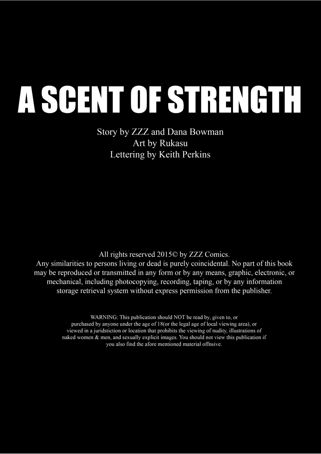 ZZZ-A Scent of Strength