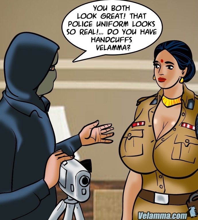 Blackmailed 2-Velamma Episode 64