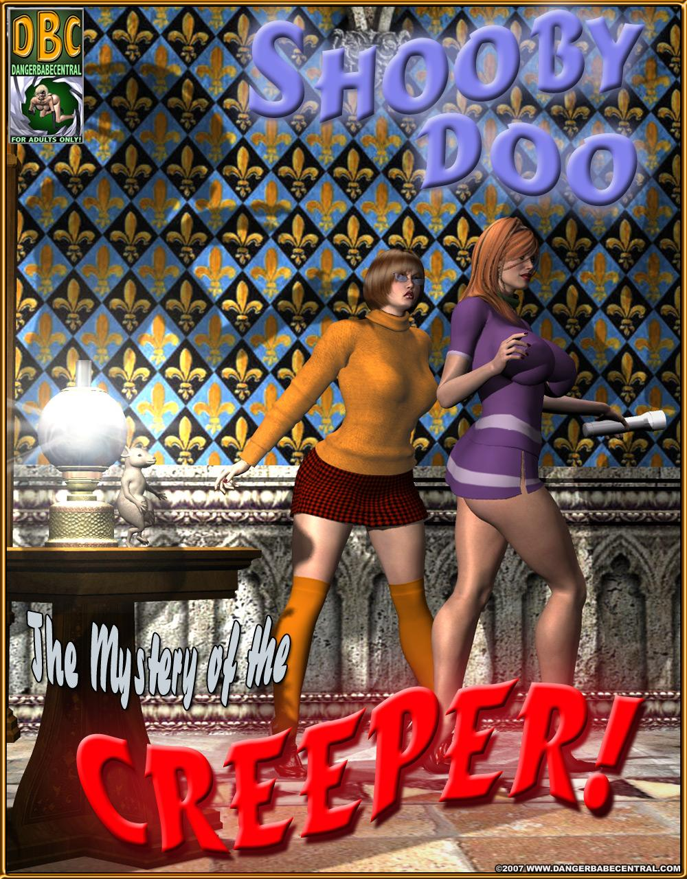 Scooby Doo-The Mystery of the CREEPER!