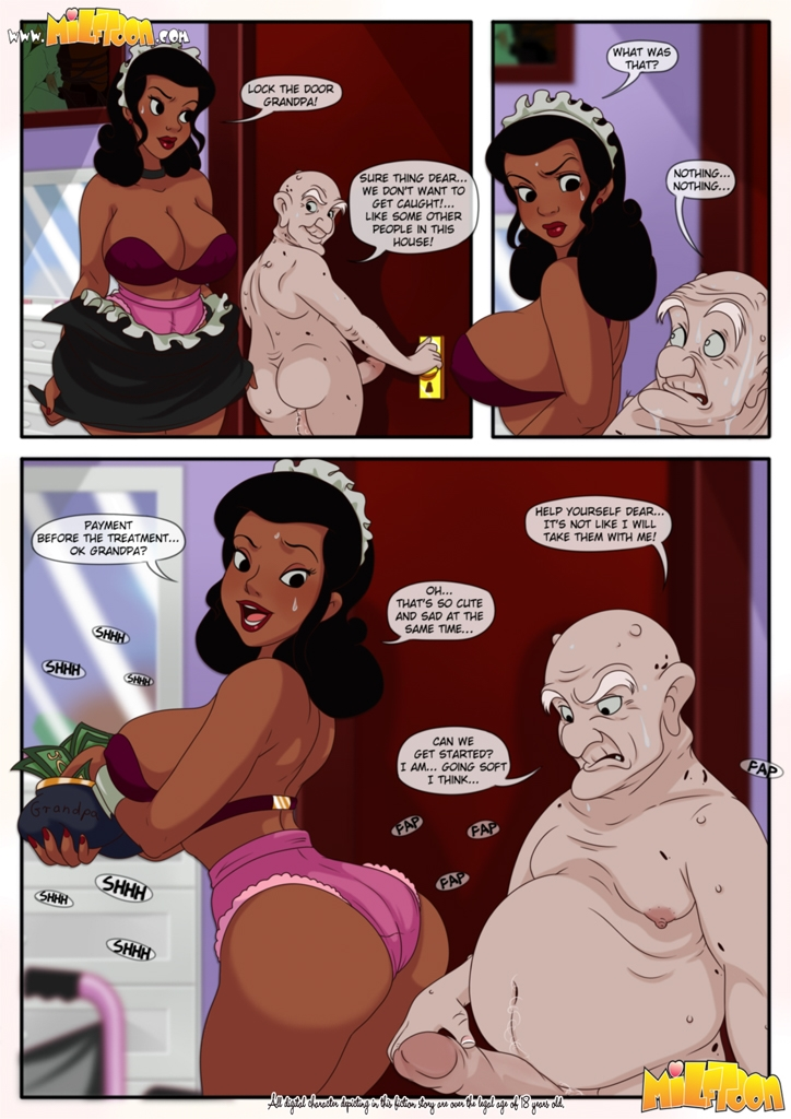 Milftoon- The Milftoons 2