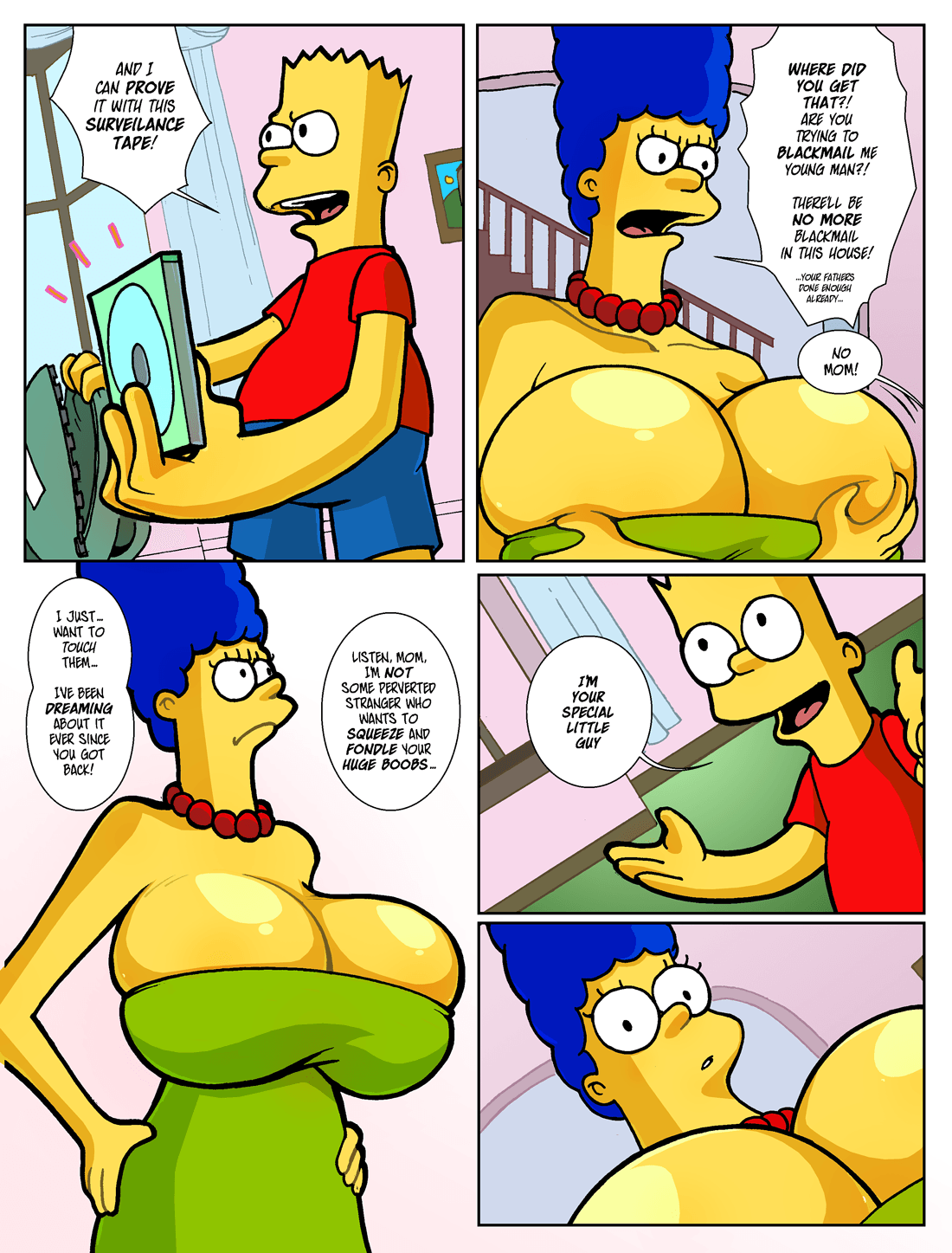 The Return of Large Marge