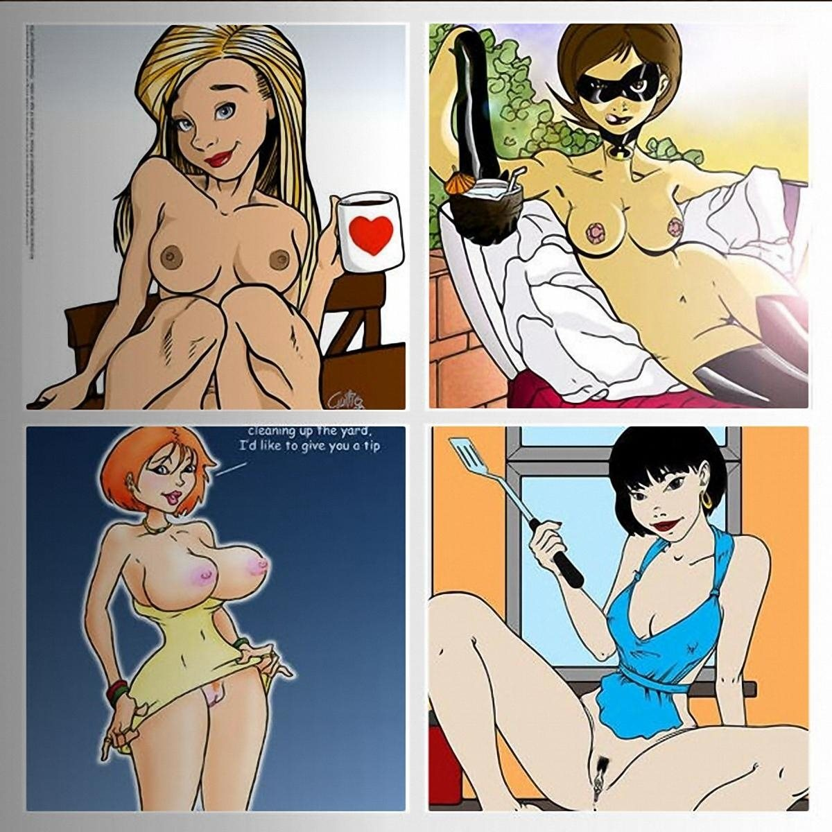 Jab Comix-Milf Of The Month