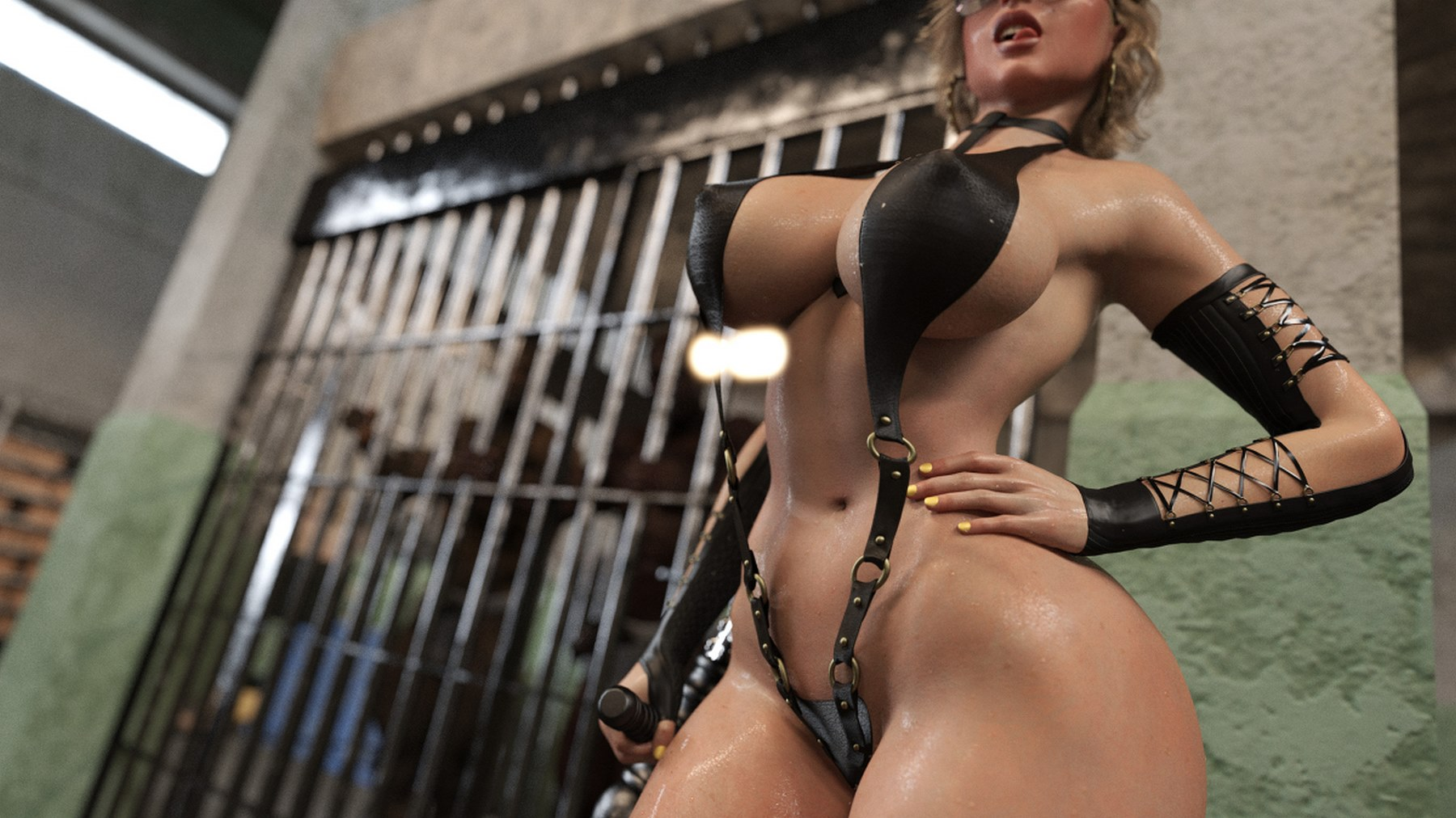 ZZ2tommy – Hot Cop – Madelyn