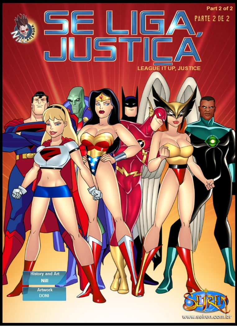 IT UP LEAGUE, JUSTICE 2 (English)