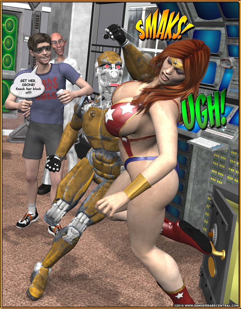 Alpha Woman – The Geek wins the Day