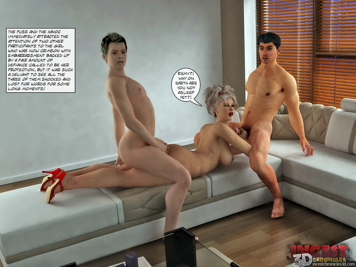 INCESTCHRONICLES3D-PRIVATE LOVE LESSONS