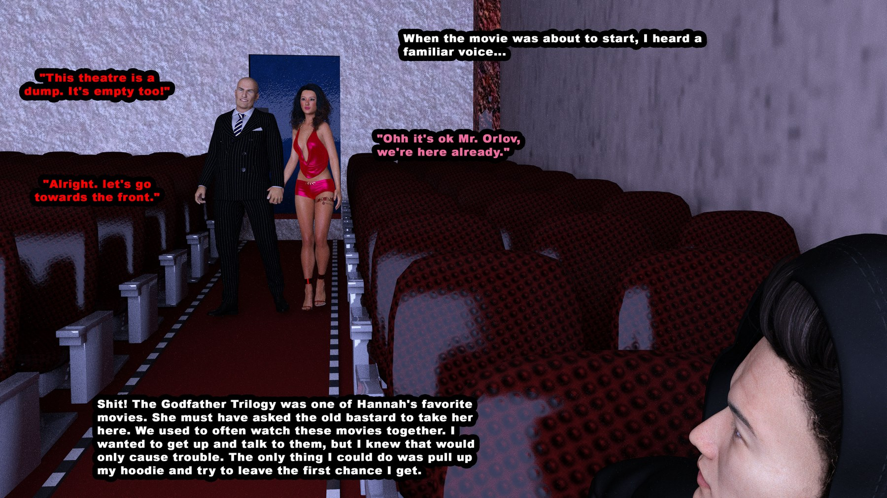 3Diddly-Hannah's Corruption – Chapter 5