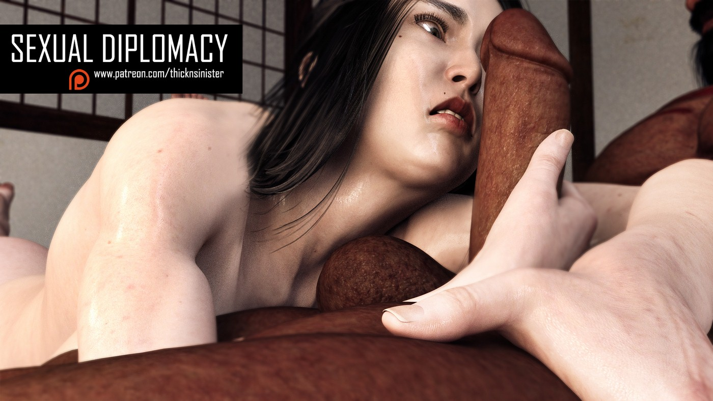 Thicksinister- Sexual Diplomacy