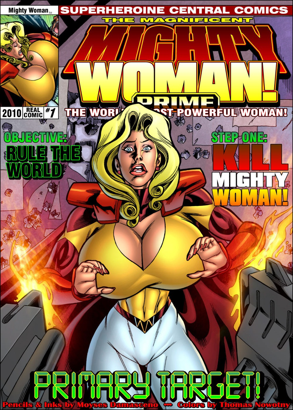 Mighty Woman Prime in Primary Target!