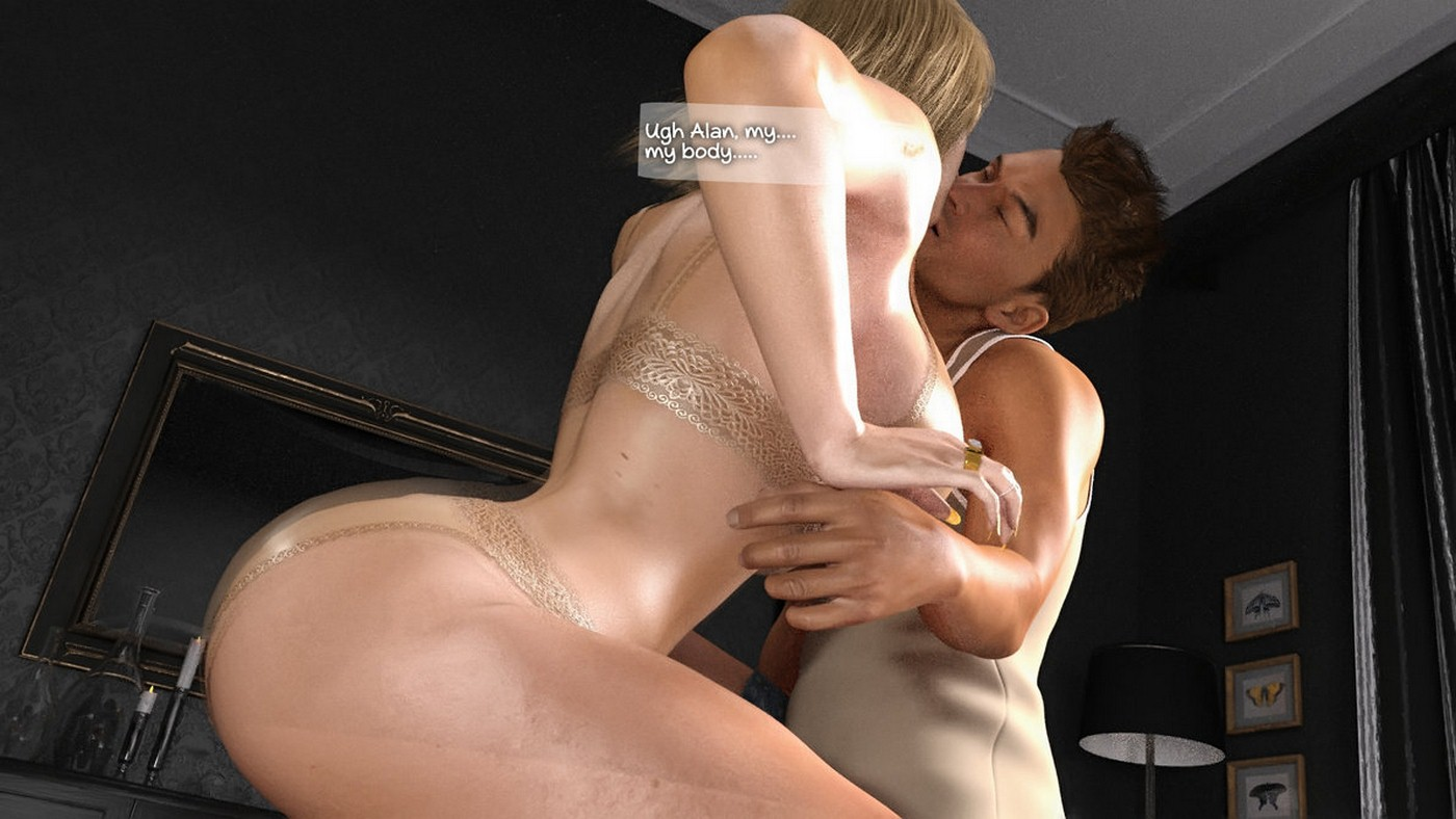 A Giantess Tale-The Bossy Wife