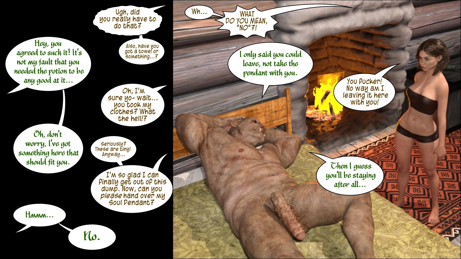 JoeForest – Lost Property – Ch1
