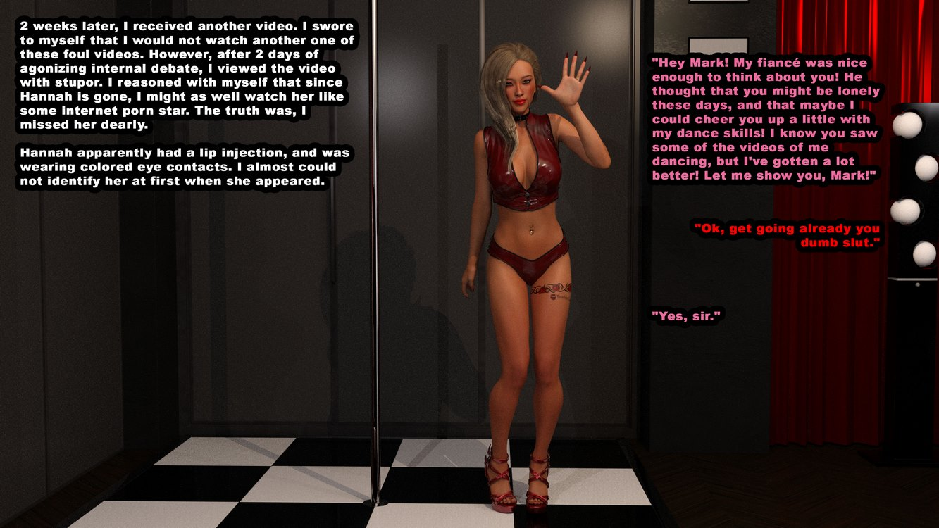 3Diddly – Hannahs Corruption Chapter 15