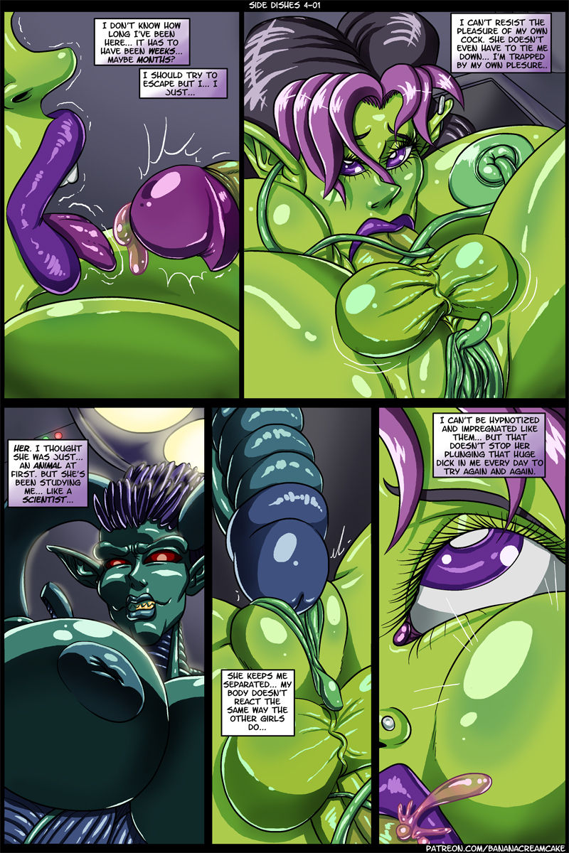 [Transmorpher DDS] Side Dishes Ch. 4