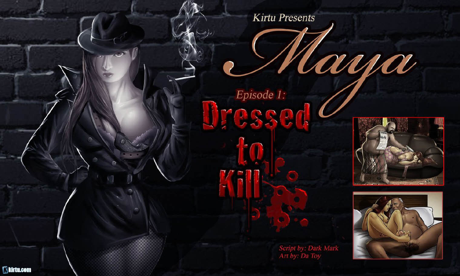 Maya Epi. 1- Dressed to Kill (Kirtu)