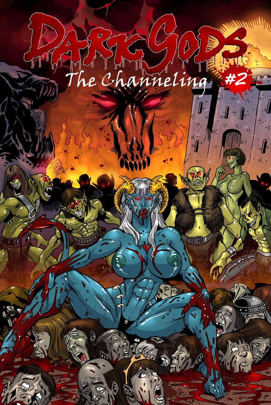 Dark Gods 2 – The Channeling